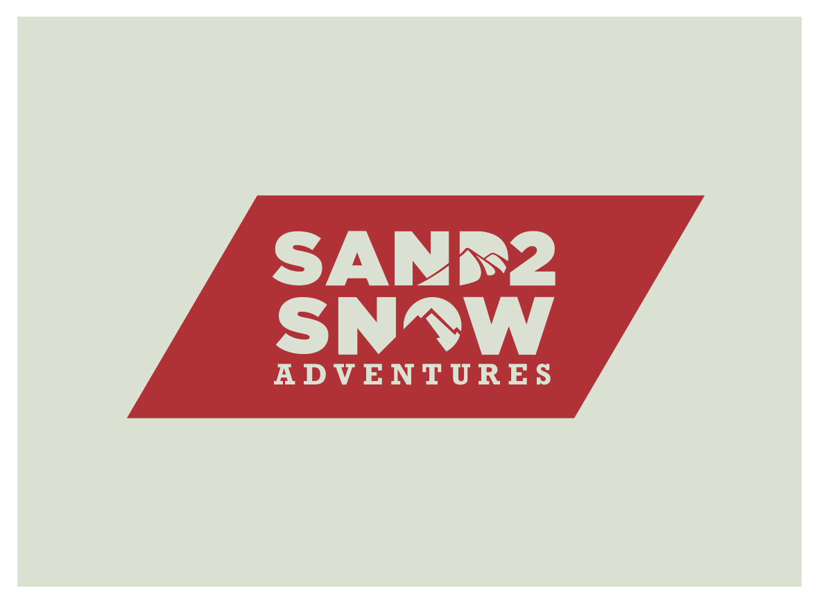 Sand2Snow Adventures diamond logo